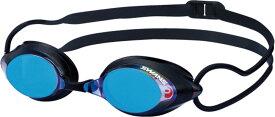 SWANS(スワンズ)水泳水球競技ゴーグル・サングラスPREMIUM ANTI - FOG ミラーモデルSRXMPAF321 スモークブルー