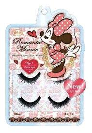 ディズニー ミニーマウス アイラッシュ No.1キュートアイブラックタイプ美容・コスメ・つけまつげ