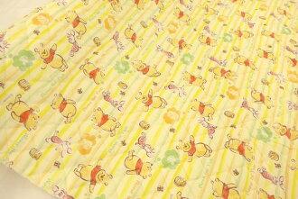 New entering a kindergarten entrance to school Disney Winnie-the-Pooh * Ochs place quilting cloth