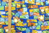 New entering a kindergarten entrance to school dragon ball super * Ochs place quilting cloth