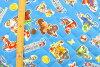 New entering a kindergarten entrance to school Mario cart 8DX* Ochs place quilting cloth