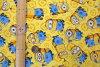 New entering a kindergarten entrance to school minion * Ochs place quilting cloth