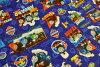 New entering a kindergarten entrance to school Thomas the Tank Engine * Ochs place quilting cloth