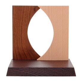 ミニ仏壇 祈りのステージ 和 やわらぎ Sサイズ ステージタイプ 木製台 飾り台 手元供養専門店 未来創想