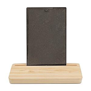 ミニ仏壇 オープンタイプ フォトフレーム ピクスタル Picstal ブラック 黒 真鍮製 手元供養専門店 未来創想