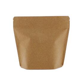 コーヒー保存袋【200g用】クラフト 500枚 COT-851