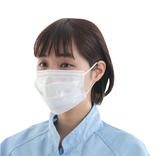 ■3プライマスク 2000枚_3層マスク_使い捨てマスク_介護_医療_業務用