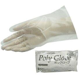 ポリグローブ 100枚 ポリエチレン手袋