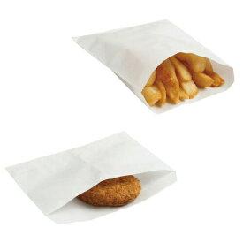 ニュー耐油袋 惣菜袋 188×180mm F-中 4000枚 業務用 福助工業 0200948