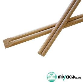 竹箸 炭化箸 天削箸8寸(21cm)業務用 3000膳