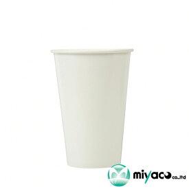紙コップ12オンス 340ml(ホワイト)1500個