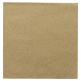 バーガー袋 No.15 150×152mm 未晒無地(薄紙) 4000枚 福助工業 0569712