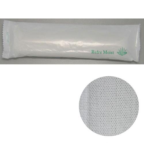 紙おしぼり リフレモイスト(丸型)600枚_業務用_ケース販売