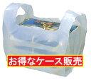 弁当用レジ袋 L 450(250+200)×400mm 乳白色 2000枚