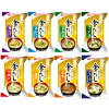 It is one of money of AMANO foods freeze dry trial and sets eight meals of miso soup (I bake it and do, and I lick it, and five kinds of vegetables, spinach, blue comes)