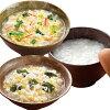 [1000 yen pokkiri eligible] Amano foods freeze-dried try porridge set 4 5 food (crab porridge porridge Shirasu, 白kayu, Sockeye Salmon porridge)