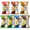 AMANO foods freeze dry miso soup taste wooden bowl seven kinds 35 meals set new life