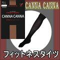 CANNACANNAカンナカンナフィットネスタイツダンスレオタードに最適フィギアスケートフィット伸びが良い【日本製】