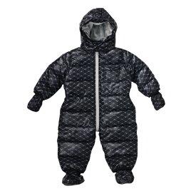 アルマーニ ベビー ARMANI BABY ベビー服 中綿ジャンプスーツ (フード付) ZKL069K