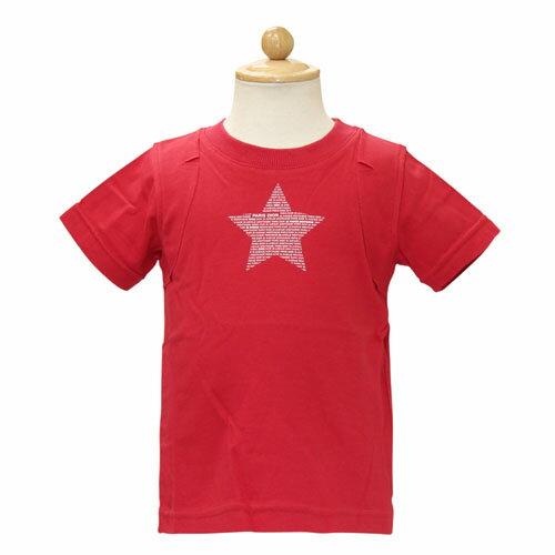 ベビーディオール Baby Dior 半袖Tシャツ CD-0165RED 【ブランド子供服】