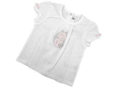ベビーディオールBaby Dior 半袖Tシャツ CD-0194WHT ★出産祝いに大人気のベビー服 ★【あす楽対応】【ブランド子供服】