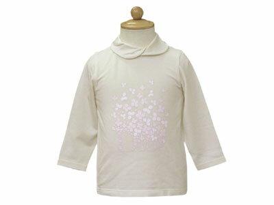 ベビーディオール Baby Dior 襟付き 長袖シャツ CD-0220BEG 【あす楽対応】【ブランド子供服】