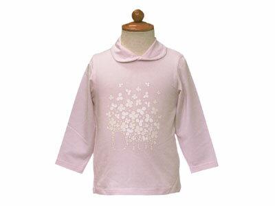 ベビーディオール Baby Dior 襟付き 長袖シャツ CD-0220PK 【あす楽対応】【ブランド子供服】