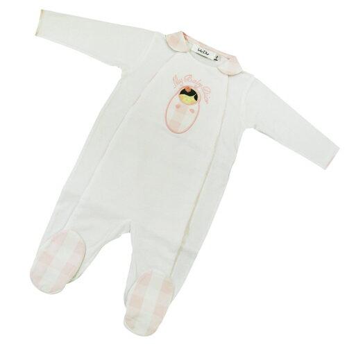 ベビーディオール Baby Dior 長袖カバーオール ○ CD-0229WHT 【のし対応】【ブランド子供服】