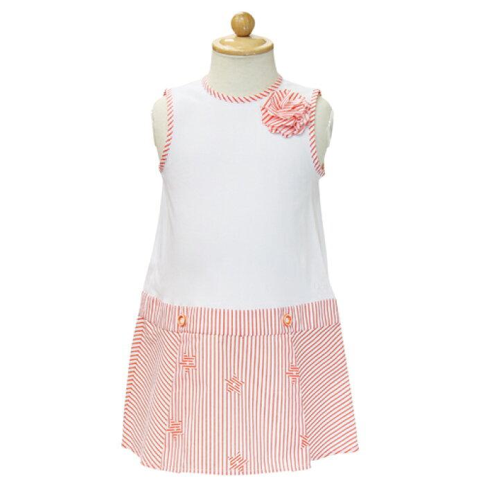 ベビーディオール Baby Dior ノースリーブ ワンピース CD-0275CO 【あす楽対応】【のし対応】【ブランド子供服】