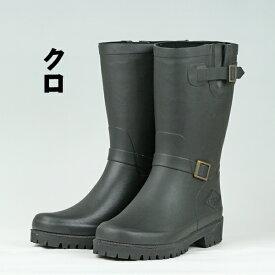 ラバーブーツ ミドル丈タイプ《ミツウマ》グリーンフィールド80 レインブーツ/長靴/メンズ/レディース