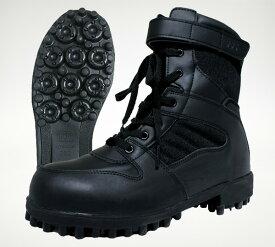 【送料無料】【安全靴 スパイク】ピンスパイク付のメンズ用安全靴《ミツウマ》NSスパイクブーツ【安全靴 メンズ 作業靴 メンズ スパイク靴】