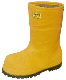 【送料無料】【長靴 防寒】超低温作業用安全長靴《シバタ》冷蔵庫長−60℃ レキ6E(オレンジ)