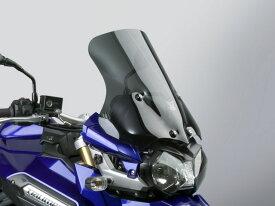 デイトナ(DAYTONA)NATIONAL CYCLE Vstreamウインドシールド TIGER EXPLORER ショート/ダークスモーク[91345]