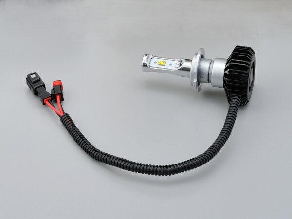 デイトナ(DAYTONA)LEDヘッドランプバルブ フォース・レイ 補修品 H7バルブASS'Y(フランジ付き) (97246)