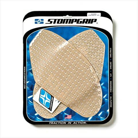 ストンプグリップ(STOMP GRIP) タンクパッド ストリートバイクキット クリア 03-06 RC-51(SG55-10-0015)