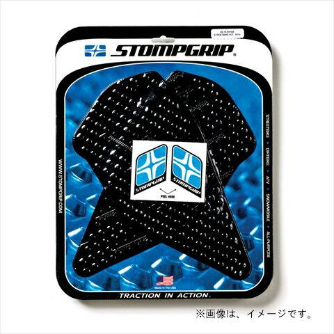ストンプグリップ(STOMP GRIP) タンクパッド ストリートバイクキット ブラック 01-10 GOLDWING(SG55-10-0027B)