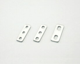 キタコ(KITACO) (K-CON) ユニバーサルステー ストレート 70mm(2.5mm厚) M6ボルト用/3PLCS(0900-529-20401)