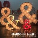 アルファベット マーキーライトMARQUEE LIGHT 30cm 〜 大きいサイズ / イニシャル オブジェ ブライダル 結婚式 カフェ…