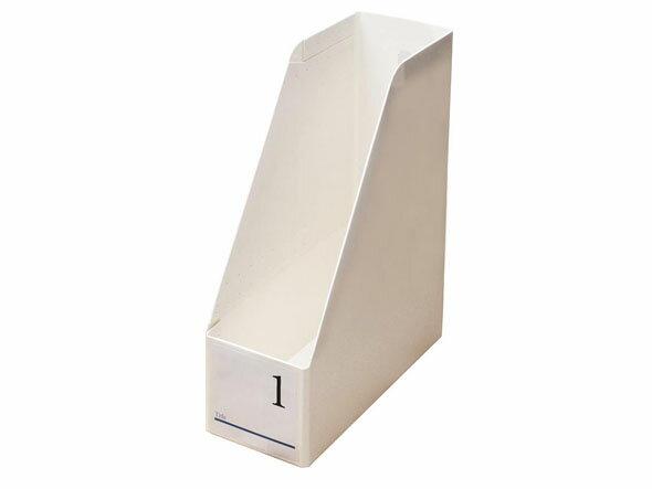 【SONIC】リビガク お片付けボックス タテ型 LV-7480-I【ソニック リビング学習 学習 リビガク 収納 ボックス ファイルボックス マガジンボックス キッズ ファイル 勉強 入学 入学祝】【デザイン文具ならイーオフィス】