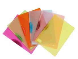 [LEITZ]ライツ カラークリップレインボー LZ4176 クリップファイル 事務用品 オフィス 文房具 輸入文具 ステーショナリー ファイル A4 カラフル 書類]デザイン 海外 輸入