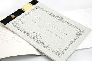 [Thinking Power Notebook]シンキングパワーノート ネイチャー A5サイズ 5mm方眼・ミシン目入り [ツバメノート 大学ノート デザイン文具 ステーショナリー デザイン おしゃれ 海外 輸入
