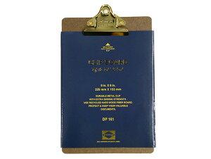 Penco ペンコ クリップボード ゴールド A5 DP161 オールドスクール A5 整理 文房具 デザイン おしゃれ ステーショナリー 海外 輸入 イーオフィス ウェディング メニュー 注文票 お会計 オーダーシ