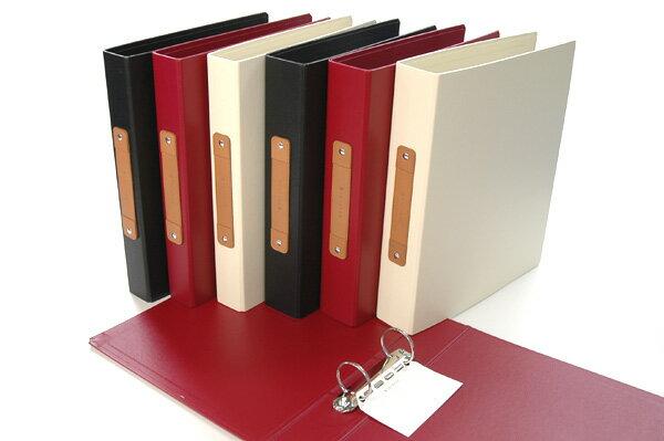 【TOTONOE トトノエ】File 2穴リングファイル A4サイズ TFR0246-TFR0258 【ファイル バインダー】【文房具 文具 デザイン おしゃれ ステーショナリー】【デザイン おしゃれ 海外 輸入】【デザイン文具ならイーオフィス】