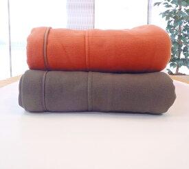 【ダブルサイズ】 西川ポーラテック毛布(POLARTEC)ロングタイプ:210cm