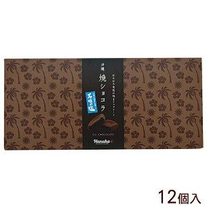 沖縄焼ショコラ 石垣の塩ショコラ 12個入