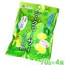 シークワーサーのど飴 70g×4袋 【メール便送料無料】