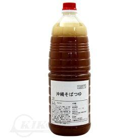 沖縄そばつゆ 1.8リットル(沖縄そばだし 濃縮タイプ)