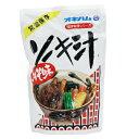 オキハム ソーキ汁400g