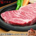 近江牛特選サーロインステーキ 1枚180g
