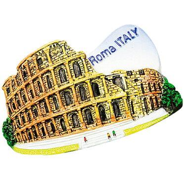 【イタリアの雑貨がポイント10倍&2,990円以上送料無料!】イタリアマグネット4個セット(イタリアおみやげ)
